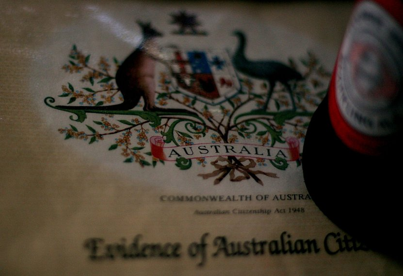 Australia Day: Oaths and new beginnings