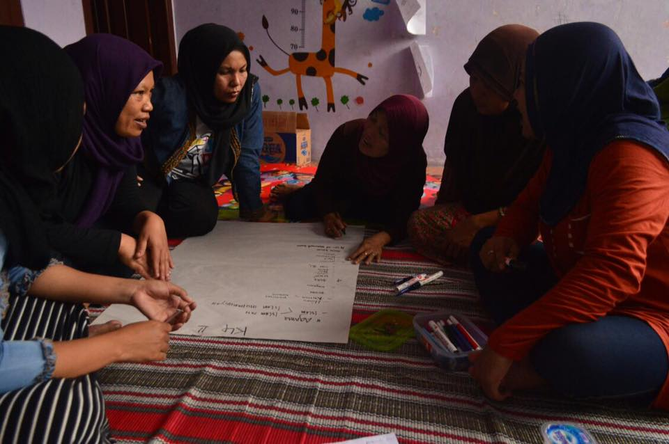 'Militant mothers' at the frontline of conflict resolution in Indonesia
