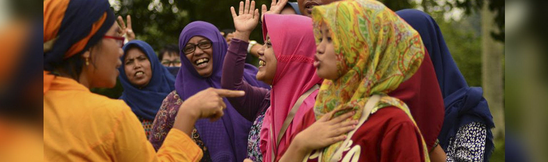 'Militant mothers' at frontline of conflict resolution in Indonesia