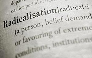 The rhetoric of 'radicalisation'