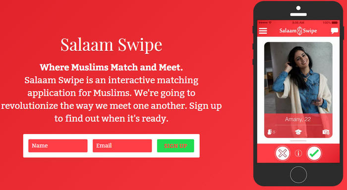 Halal Tinder: Muslim Dating in the Online World