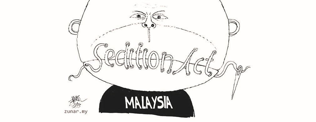 'Even my pen has a political stance': Zunar on Malaysia's 'press freedom crisis'